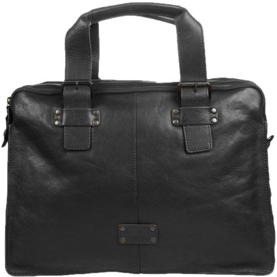 Кожаные сумки Gianni Conti 1131411-black
