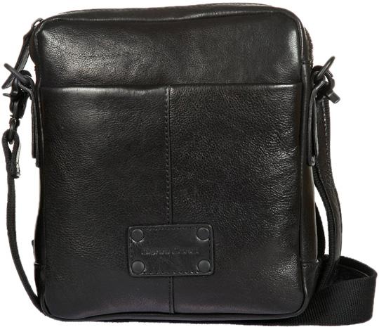 Кожаные сумки Gianni Conti 1132312-black