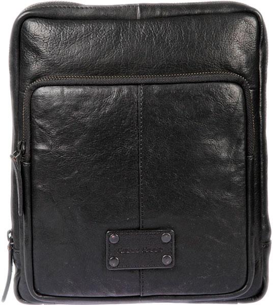 Кожаные сумки Gianni Conti 1132314-black