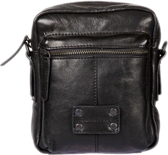 Кожаные сумки Gianni Conti 1132345-black