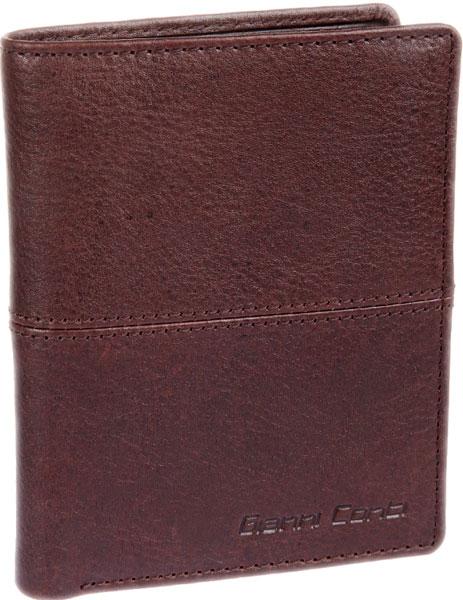 Кошельки бумажники и портмоне Gianni Conti 1137117E-dark-brown