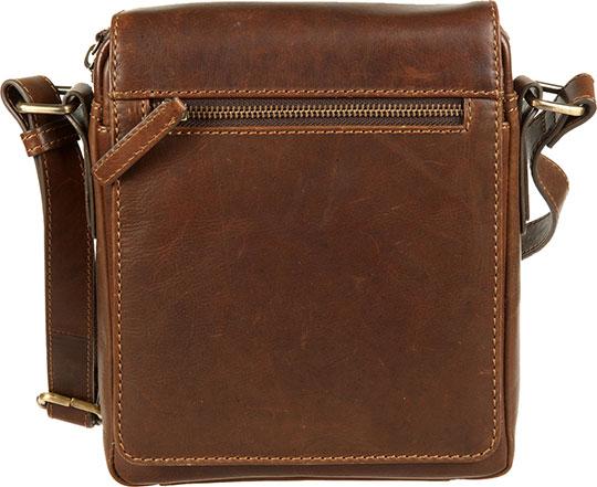 Кожаные сумки Gianni Conti 1222343-dark-brown