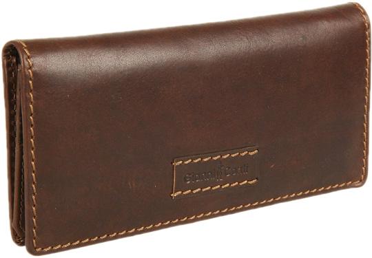 Кошельки бумажники и портмоне Gianni Conti 1228252-dark-brown