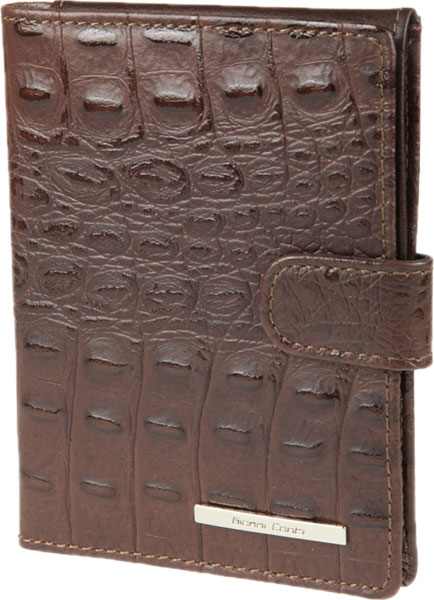 Обложки для документов Gianni Conti 1457489E-dark-brown