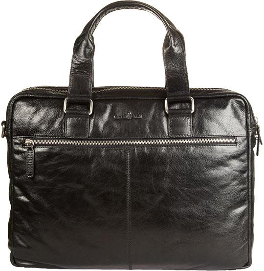 Кожаные сумки Gianni Conti 1481265-black