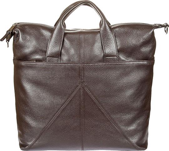 Фото «Кожаная сумка Gianni Conti 1542716-dark-brown»