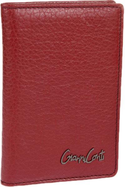 Обложки для документов Gianni Conti 1547463-ruby обложки для документов gianni conti 1547463 black