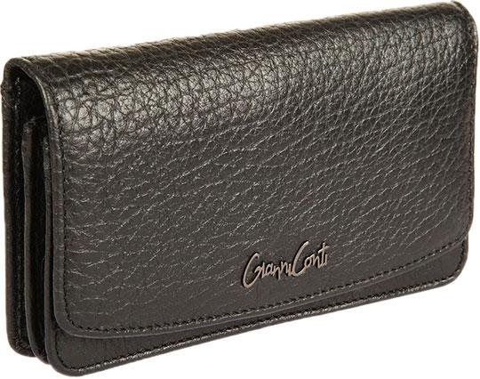 купить Кошельки бумажники и портмоне Gianni Conti 1548203-black недорого