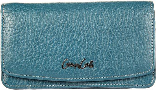 Купить со скидкой Кошельки бумажники и портмоне Gianni Conti 1548203-ocean