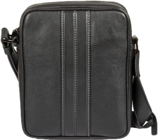 Кожаные сумки Gianni Conti 1602493-black