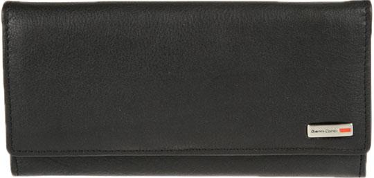 Кошельки бумажники и портмоне Gianni Conti 1608250-black кошельки бумажники и портмоне malgrado 36002 64d black