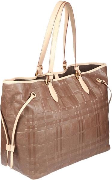 Кожаные сумки Gianni Conti 1636896-taupe