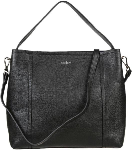 Кожаные сумки Gianni Conti 1654660-black кожаные сумки gianni conti 1812282 black