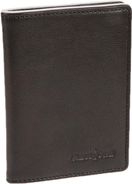 Обложки для документов Gianni Conti 1757493-black-grey