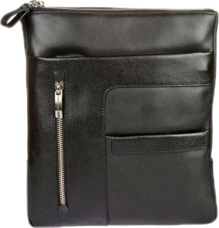 Кожаные сумки Gianni Conti 1762371-black