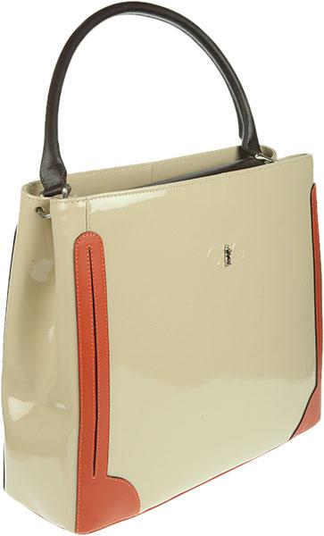 Кожаные сумки Gianni Conti 1780084-sand-multi