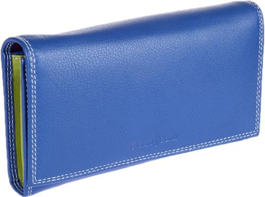 купить Кошельки бумажники и портмоне Gianni Conti 1808021-el-blue-multi по цене 3590 рублей