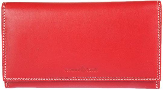 Кошельки бумажники и портмоне Gianni Conti 1808021-el-red-multi цена и фото