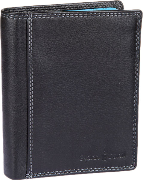 Кошельки бумажники и портмоне Gianni Conti 1808037-black-multi кошельки бумажники и портмоне gianni conti 4208106 jeans
