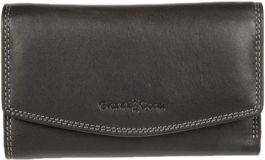 Кошельки бумажники и портмоне Gianni Conti 1808725-black-multi портмоне gianni conti 1807472 el blue multi