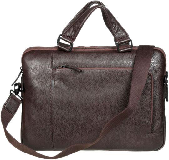 цена на Кожаные сумки Gianni Conti 1811342-dark-brown