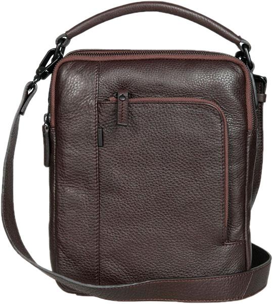 Кожаные сумки Gianni Conti 1812281-dark-brown