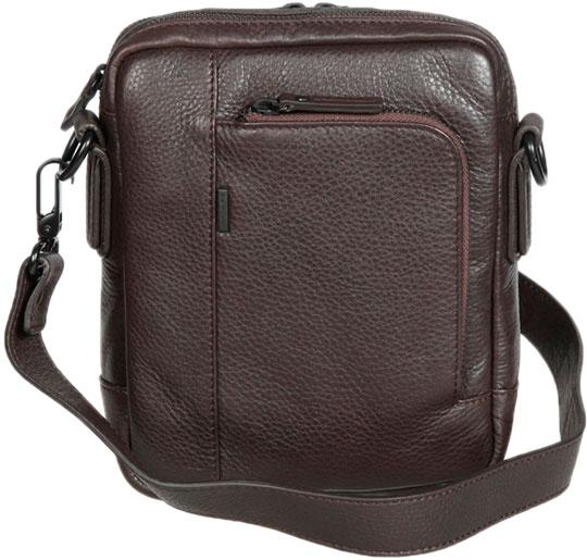 Кожаные сумки Gianni Conti 1812282-dark-brown кожаные сумки gianni conti 1812282 black