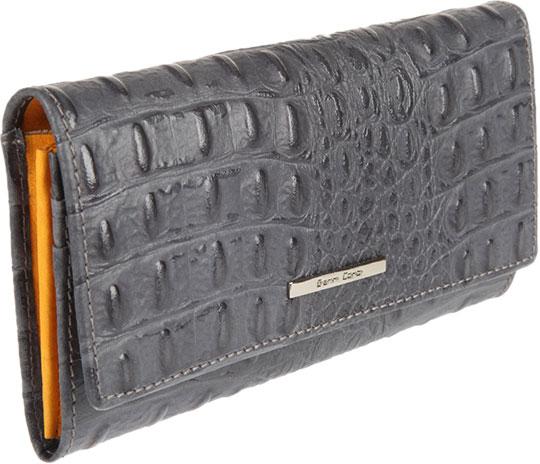 Кошельки бумажники и портмоне Gianni Conti 1938254-grey-yellow