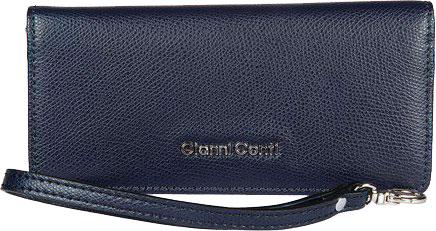Кошельки бумажники и портмоне Gianni Conti 2158285-blue портмоне gianni conti 1807472 el blue multi