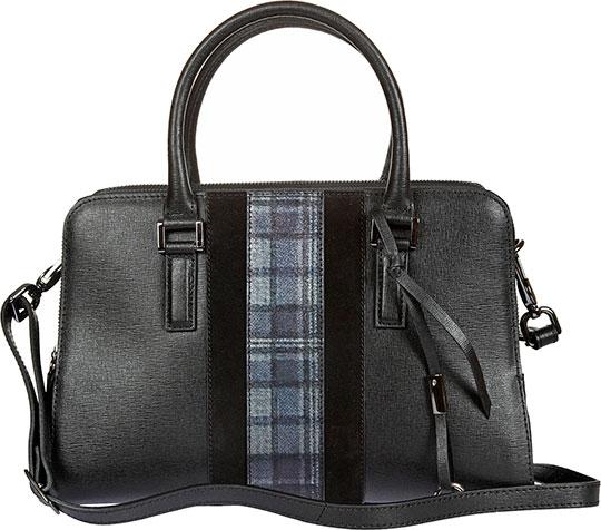 Кожаные сумки Gianni Conti 2433435-black кожаные сумки gianni conti 1636896 ivory dark brown