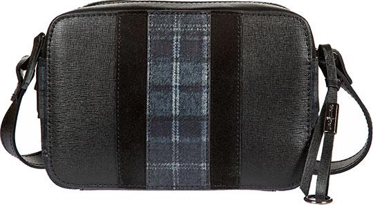 Кожаные сумки Gianni Conti 2433436-black кожаные сумки gianni conti 1636896 ivory dark brown