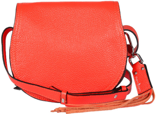 Женская кожаная сумка Gianni Conti 2514327-coral — купить в интернет ... 1fff8afb384