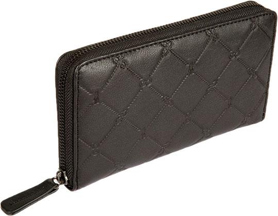 Кошельки бумажники и портмоне Gianni Conti 3588106-black от AllTime