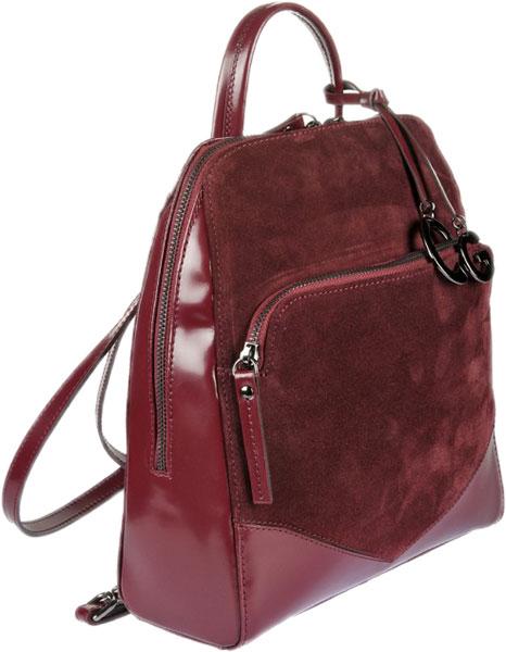 Рюкзаки Gianni Conti 623125-burgundy
