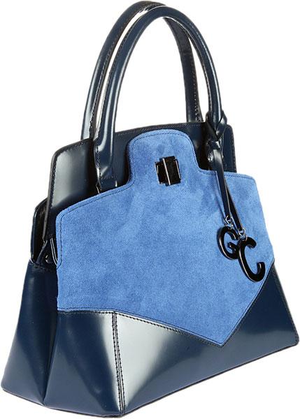 Кожаные сумки Gianni Conti 626924-blue
