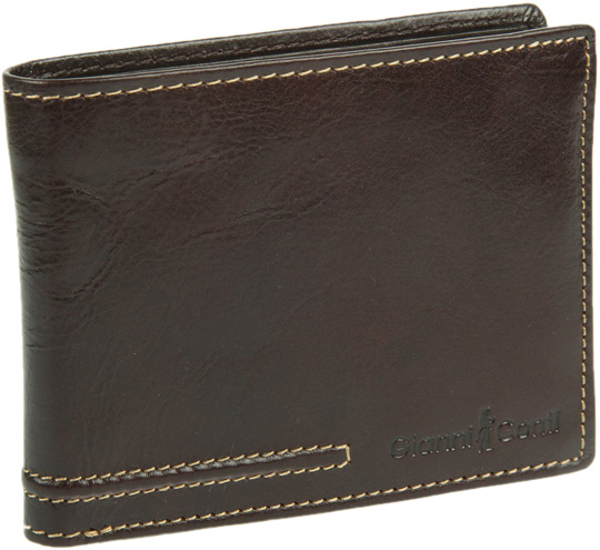 Кошельки бумажники и портмоне Gianni Conti 707012-brown