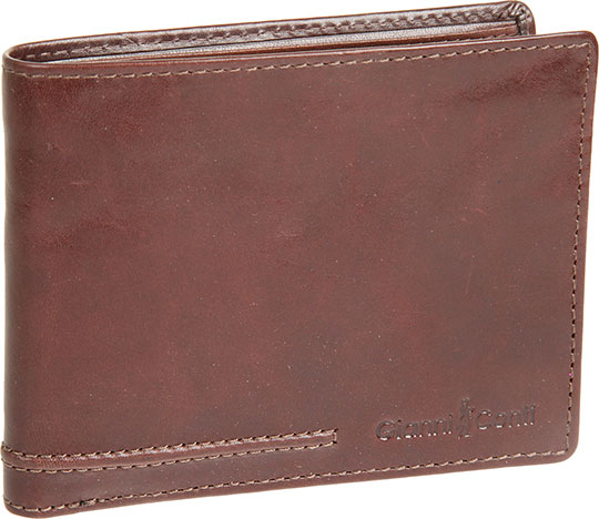 Кошельки бумажники и портмоне Gianni Conti 707100-brown