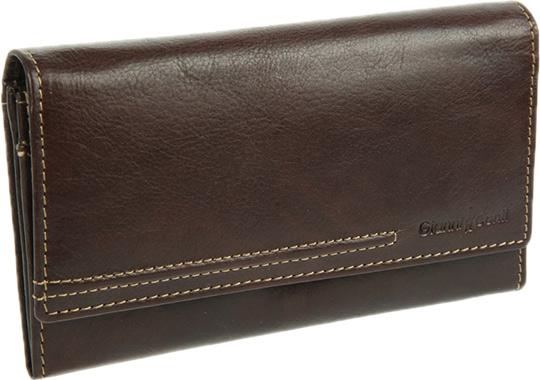 Кошельки бумажники и портмоне Gianni Conti 708150-brown