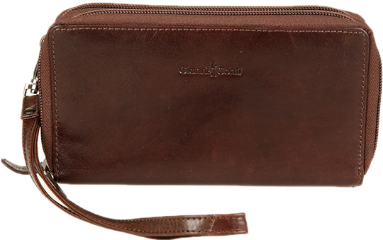 Кошельки бумажники и портмоне Gianni Conti 708406-brown