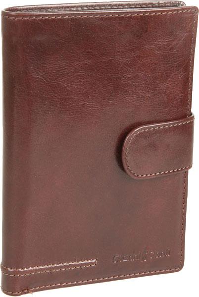 Кошельки бумажники и портмоне Gianni Conti 708457-brown обложка для автодокументов gianni conti цвет черный