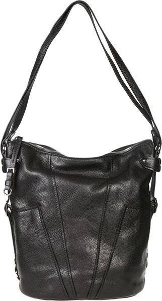 Кожаные сумки Gianni Conti 784664-black