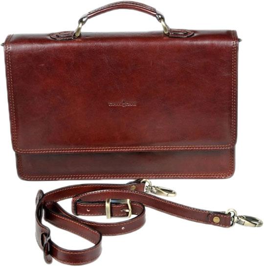 Купить со скидкой Портфели Gianni Conti 901040-Brown