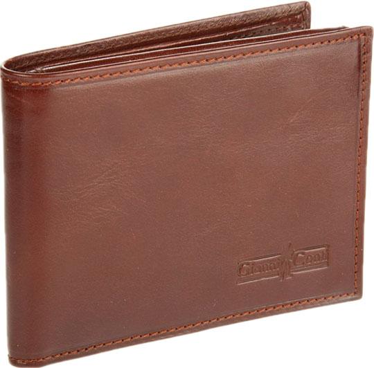 цена Кошельки бумажники и портмоне Gianni Conti 907022-brown онлайн в 2017 году