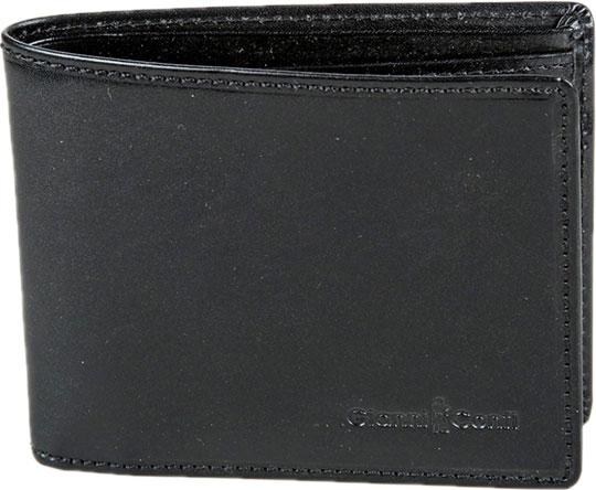 Кошельки бумажники и портмоне Gianni Conti 907023-black обложка для автодокументов gianni conti цвет черный