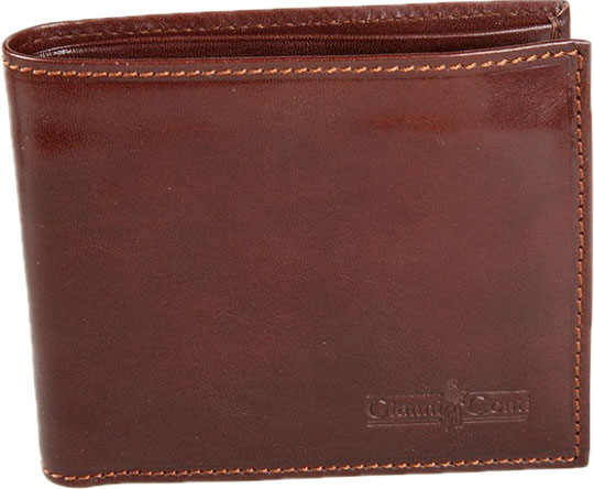 Кошельки бумажники и портмоне Gianni Conti 907023-brown