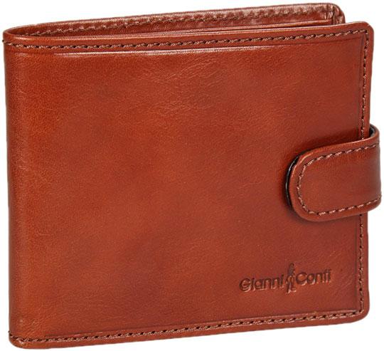 Кошельки бумажники и портмоне Gianni Conti 907075-tan цена и фото