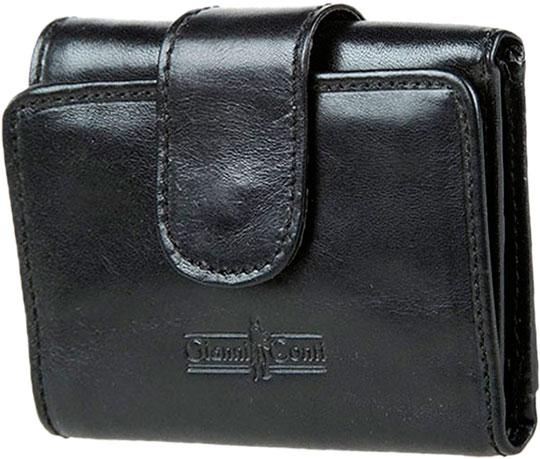 Кошельки бумажники и портмоне Gianni Conti 908000-black цена и фото