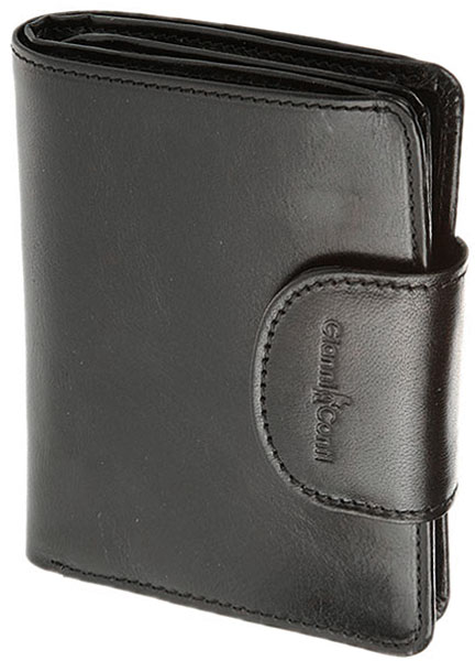 Кошельки бумажники и портмоне Gianni Conti 908029-black кошельки piero портмоне