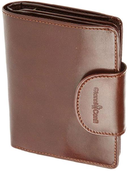 Кошельки бумажники и портмоне Gianni Conti 908029-brown портмоне gianni conti 707460 brown