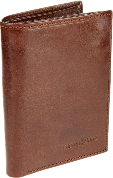 Кошельки бумажники и портмоне Gianni Conti 908037-brown цена и фото